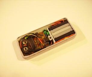 Pocket Arduino Kit.