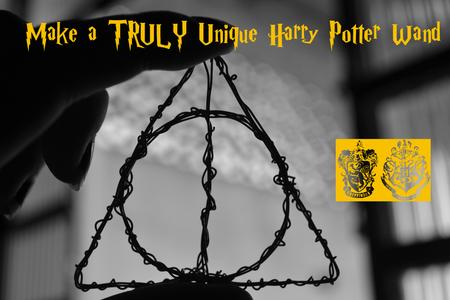 Unique Harry Potter Wands
