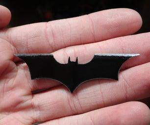Razor Blade Batarang