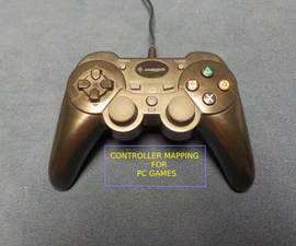 PC Game Controller Mapping