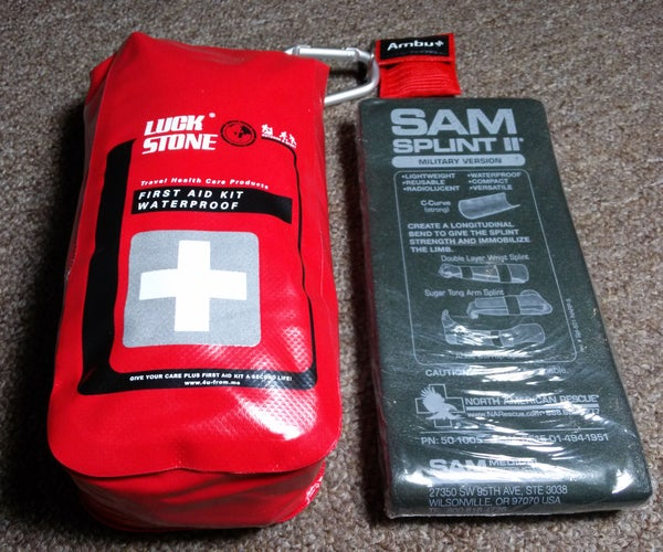 Disaster Preparedness; Medical Kit *Photos Updated 9/5/15