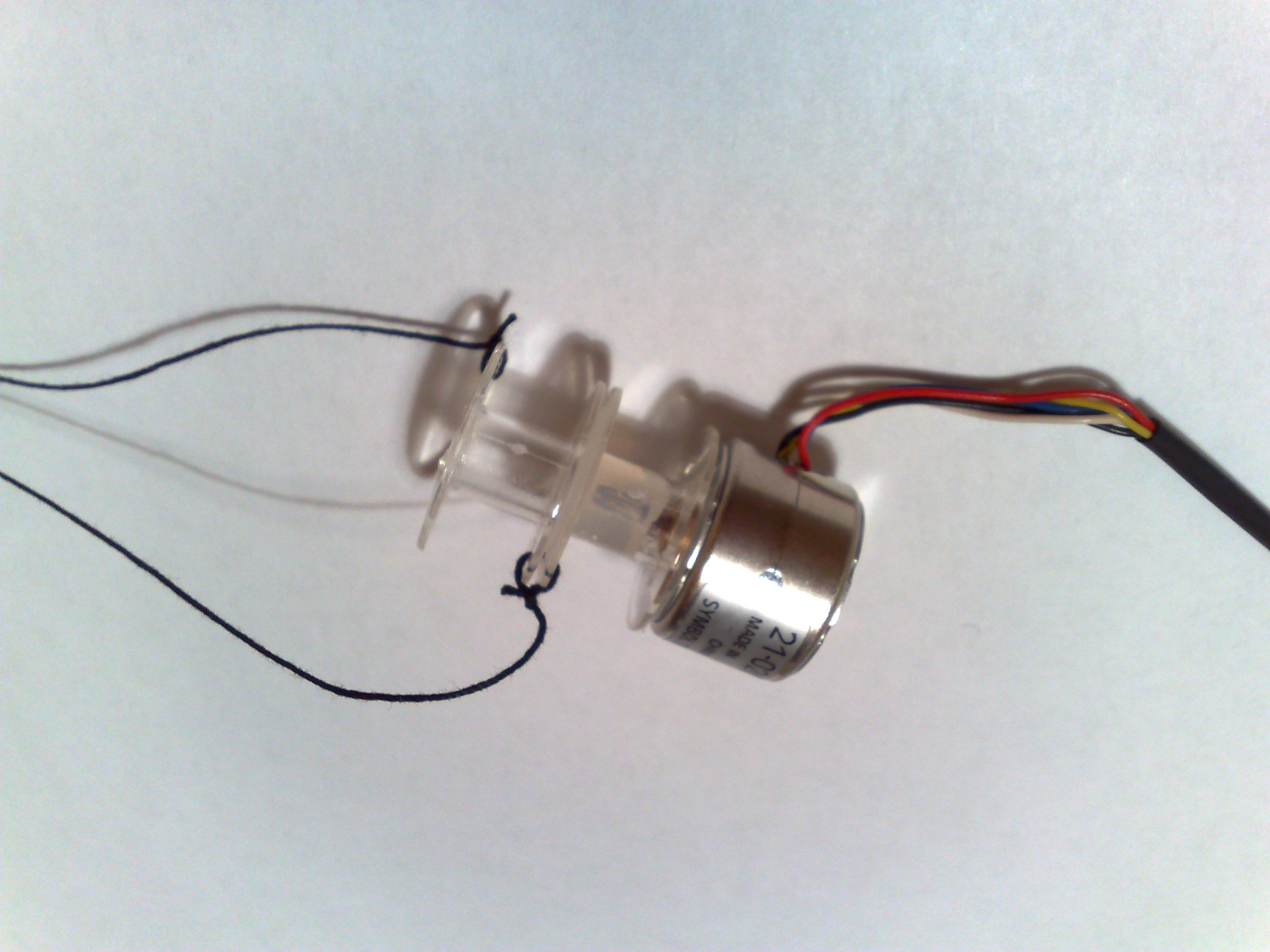 Picture of Prototype Version - Driving Bobbins