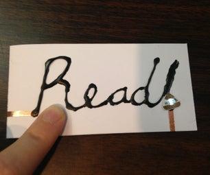 Bookmark / Book Light