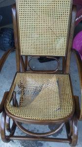 Cane Seat Repair