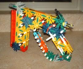 (T.B.A.P) Thunder Bolt Assault Pistol