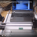 Manual Pick and Place Machine for SMD Components