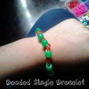 How to Make a Beaded Single Bracelet on Rainbow Loom