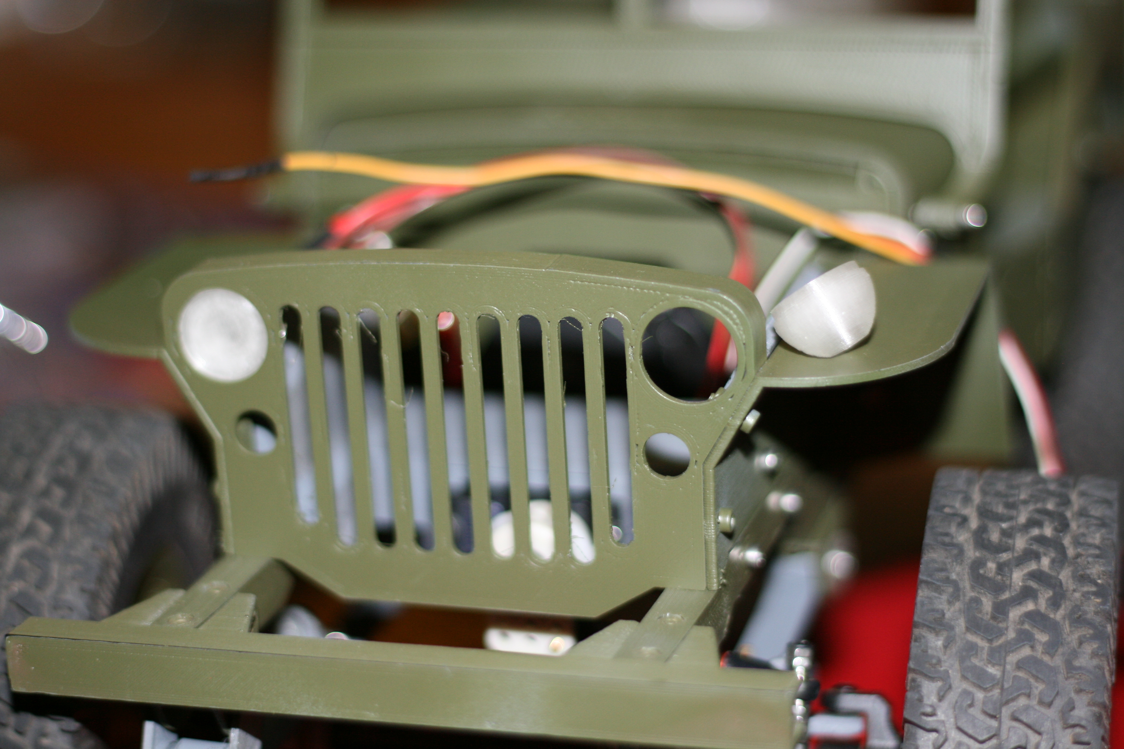 Picture of Assemble Jeep: Headlights