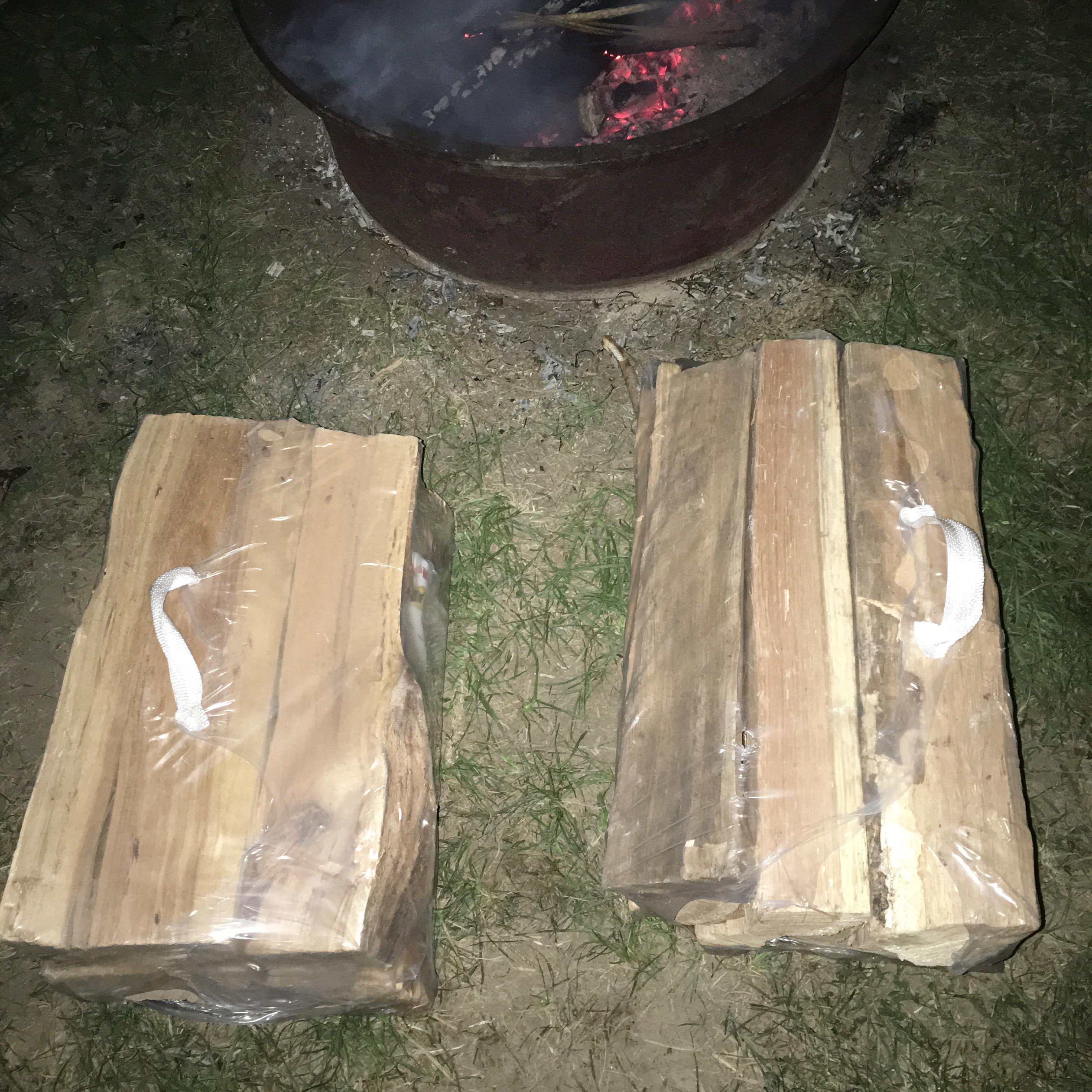 Picture of Dry Firewood