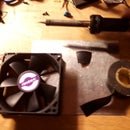 Fix a damaged PC fan