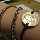 Quarter Bracelet