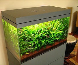 Fish Tank Hood V.2