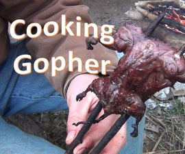 How to Skin and Cook Gopher