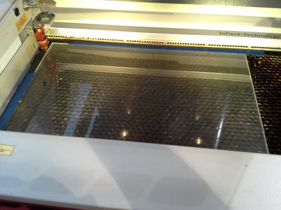 Laser Cut Personalized Biz Card Holder