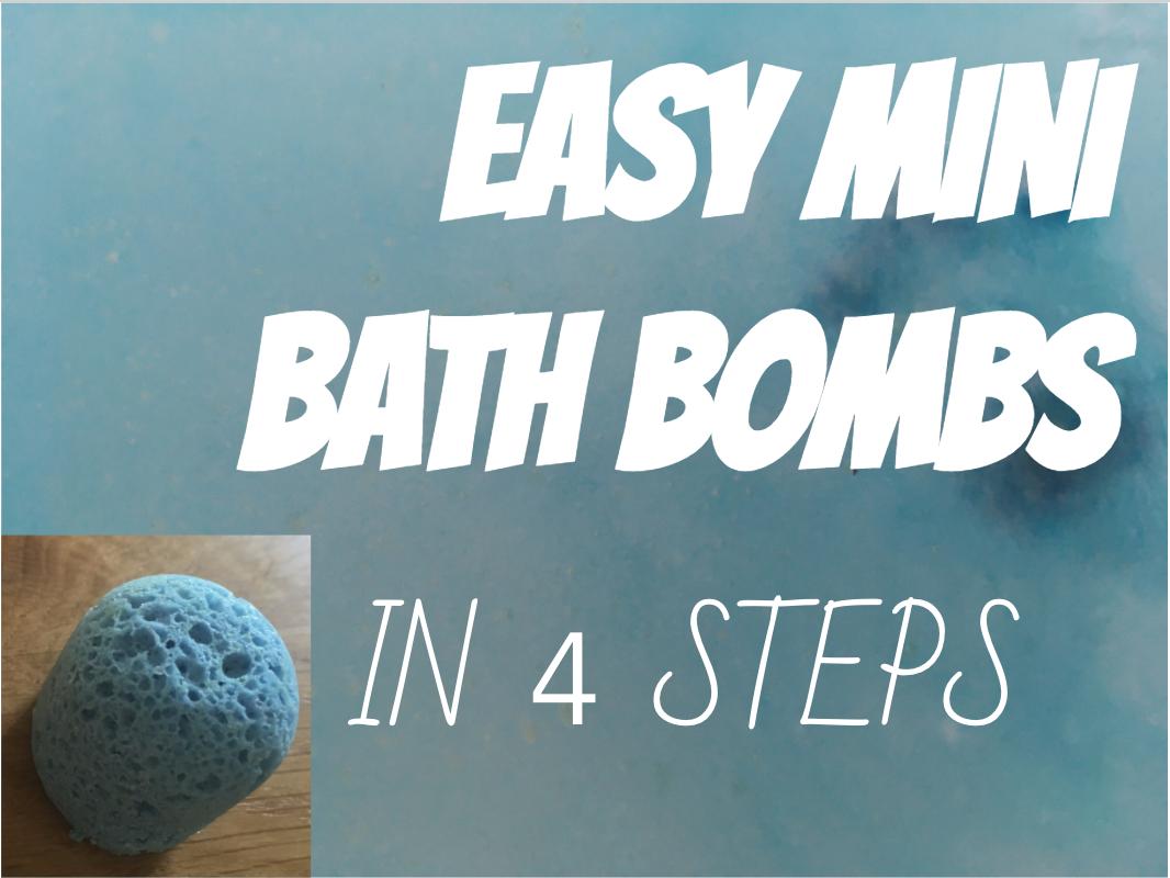 Picture of Bath Bombs (Mini)