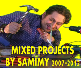 Mixed DIY Projecs Review 2007