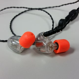 Noise Reduction EarBud Headphones
