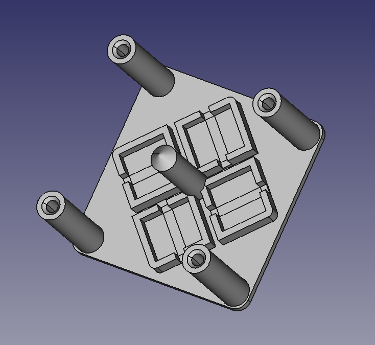 Picture of 3D Print the Mirror Steering Module
