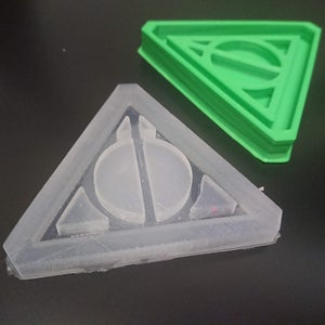 Creating the Silicone Mould