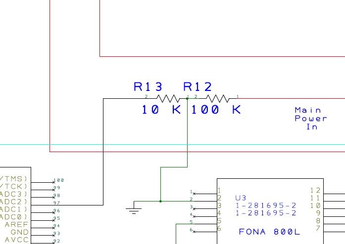 Picture of Voltage Measurement