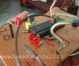 USB Project :- USB Interface Board Using PIC18F4550