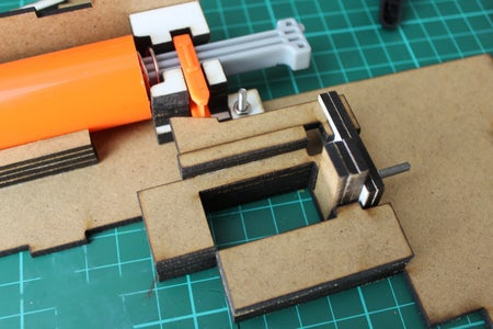 Assembling the Trigger