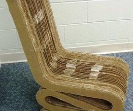 World's Best Cardboard Chair