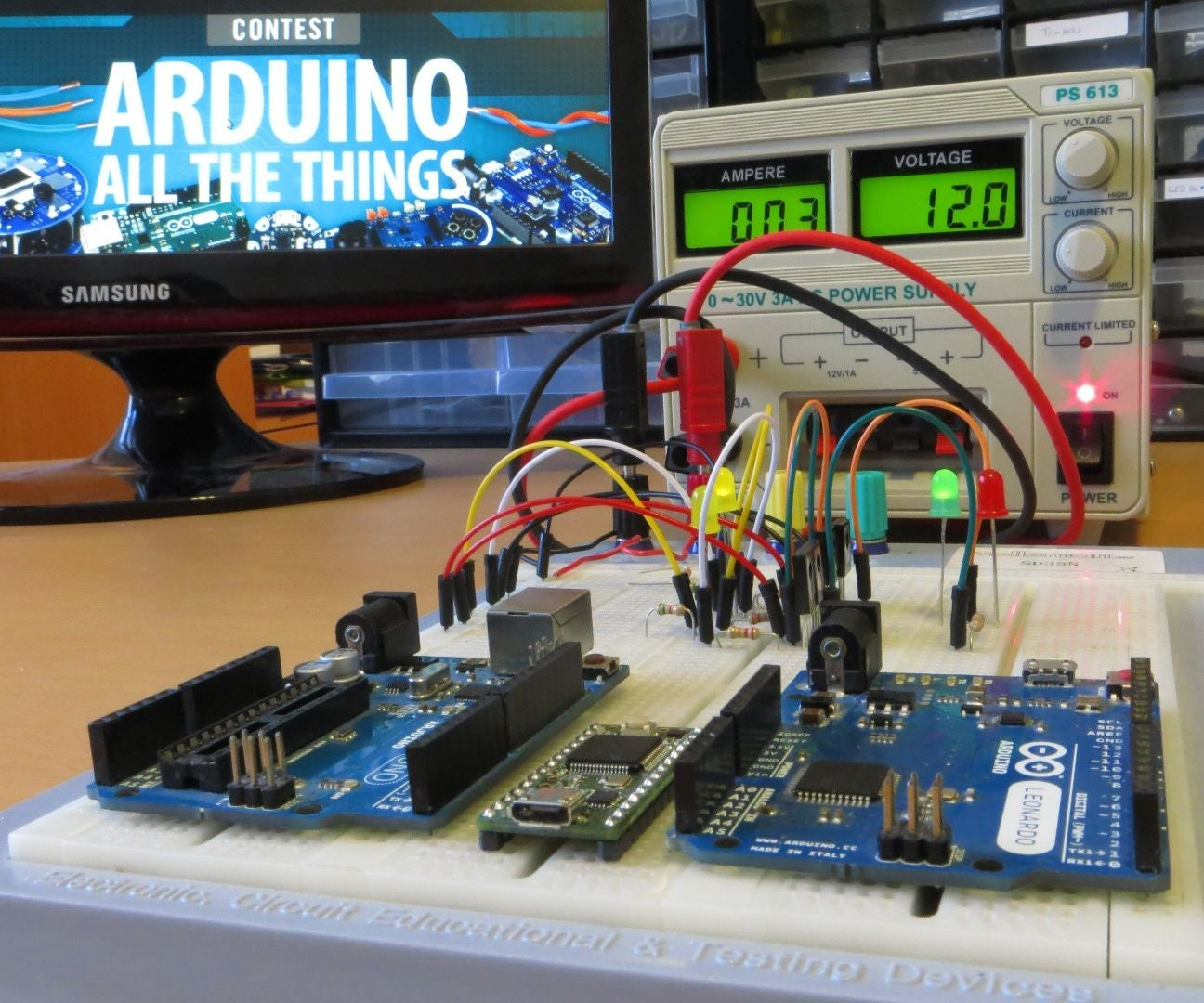 A Beginner's Guide to Arduino : 15 Steps (with Pictures ...