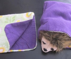 Snuggle sack for small animals