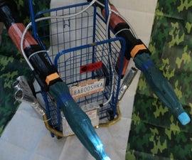 RPG mounted Granny Cart