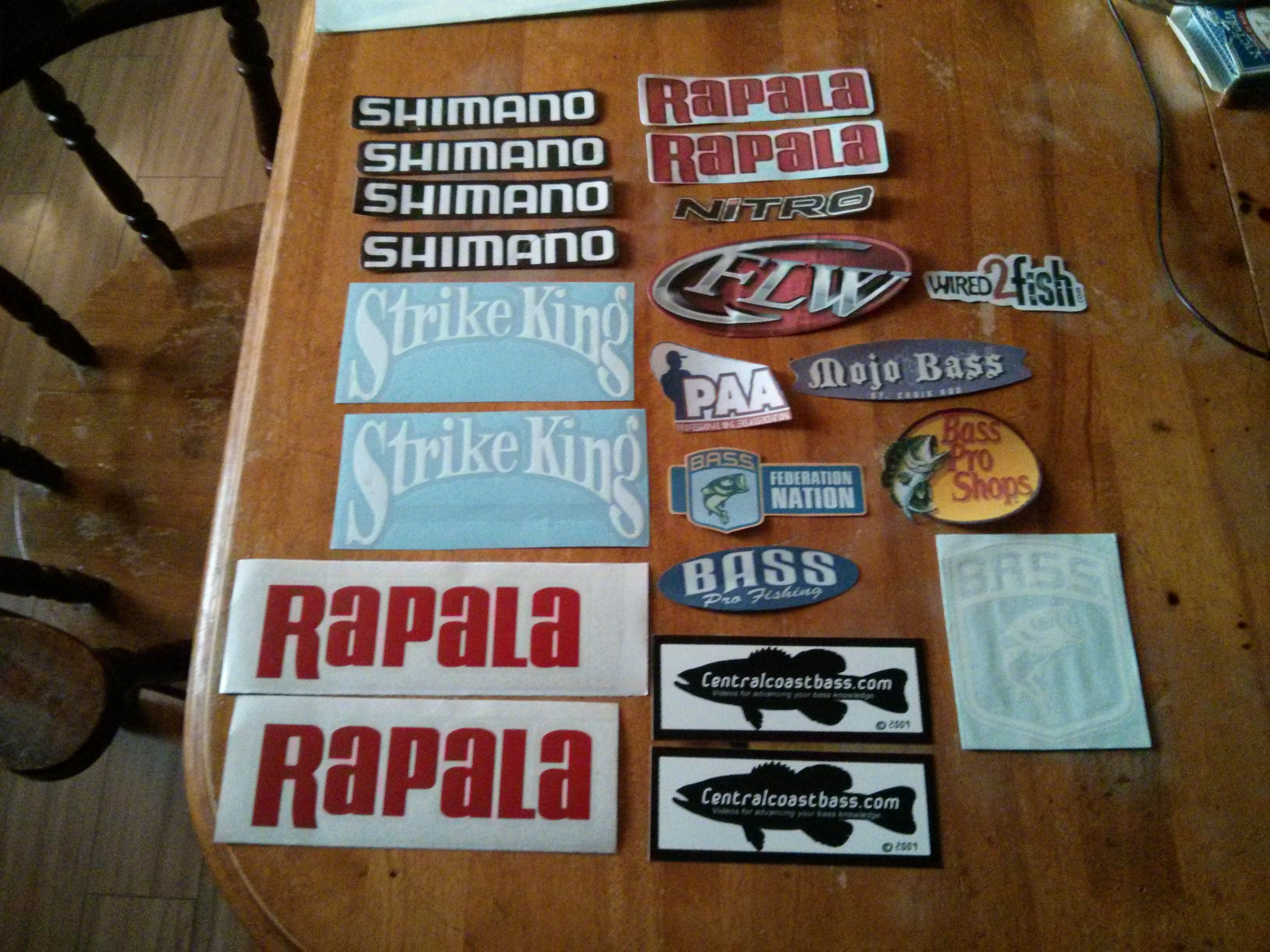 Picture of How to Make Your Own Stickers
