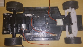 Picture of Remove the Existing Rc Circuit