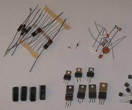 From Resistors to ICs Color Codes