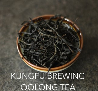 How to Kungfu Brew Oolong Tea (with Video Demo)