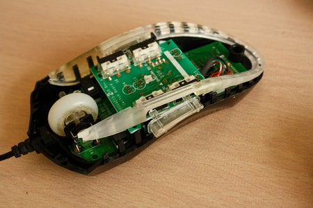 Take Apart Your Mouse.