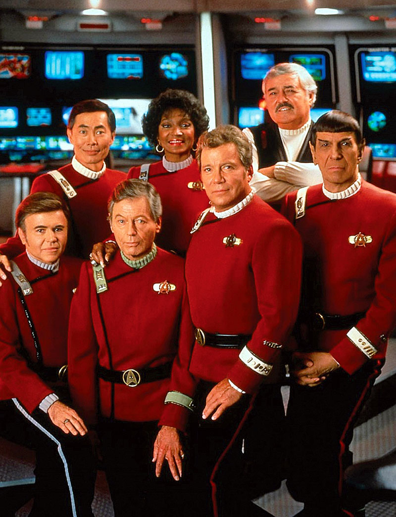 Picture of #5 Star Trek: Movies 1-6