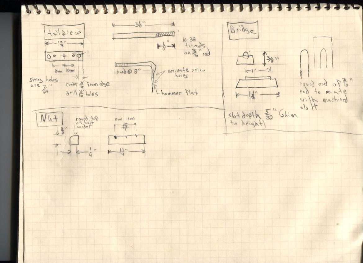 Picture of Measured Drawings