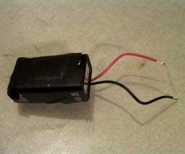 Real 1700 volt Camera Taser