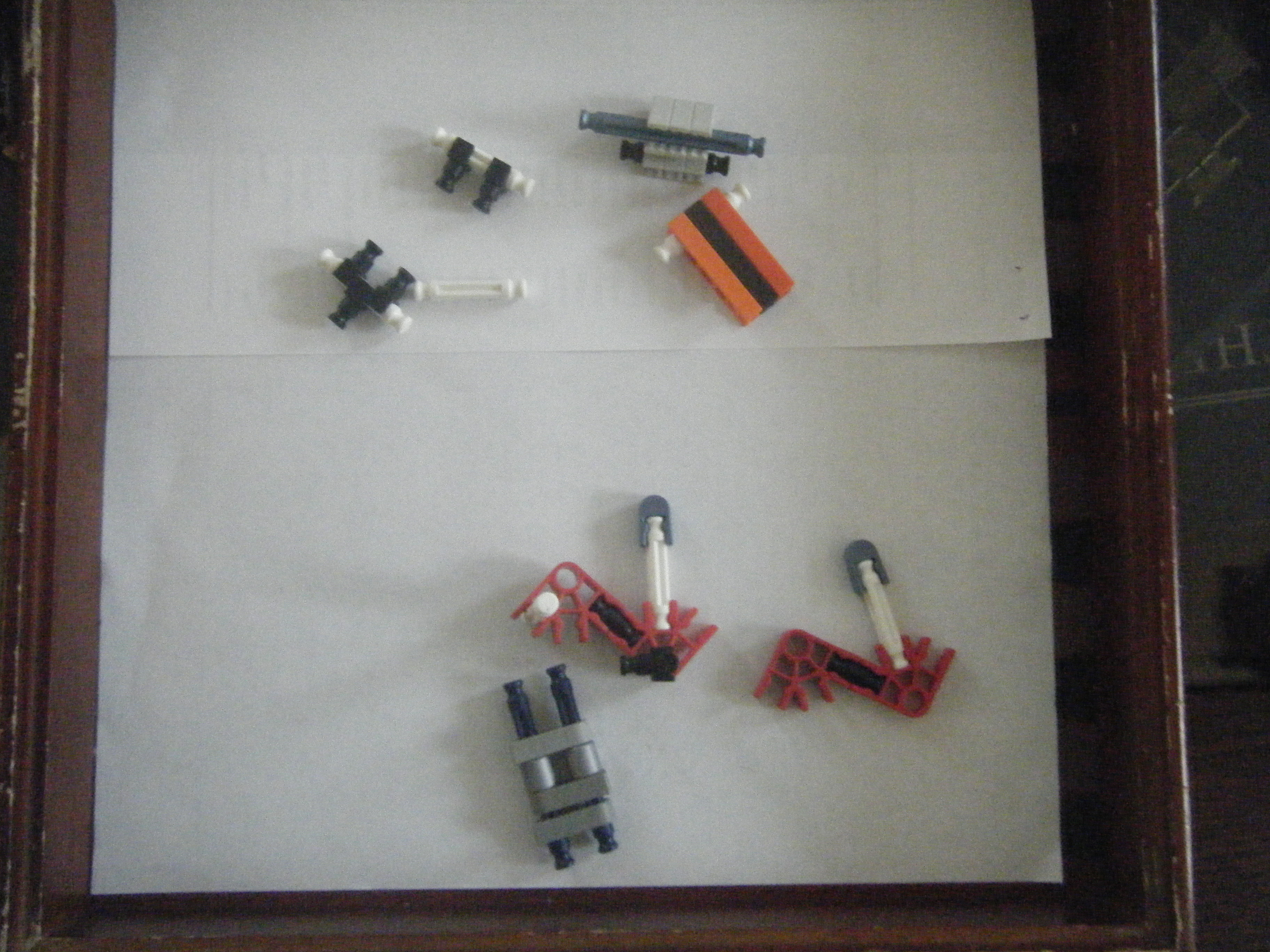 Picture of Small Parts,barrel& Trigger