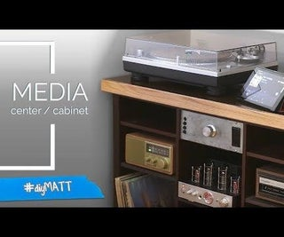 I Converted a Bookshelf to a Voice Activated Music Center