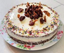 Winning Carrot and Parsnip Cake (with Maple Cream Cheese Frosting)