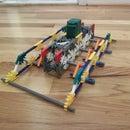 knex crawling machine