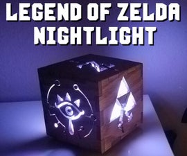 Legend of Zelda Nightlight