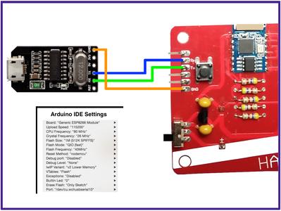 WiFi Scanner Kit Programming