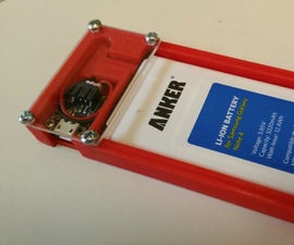 Make Galaxy Note 4 Battery Charger