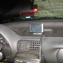 Velcro GPS Dash Mount