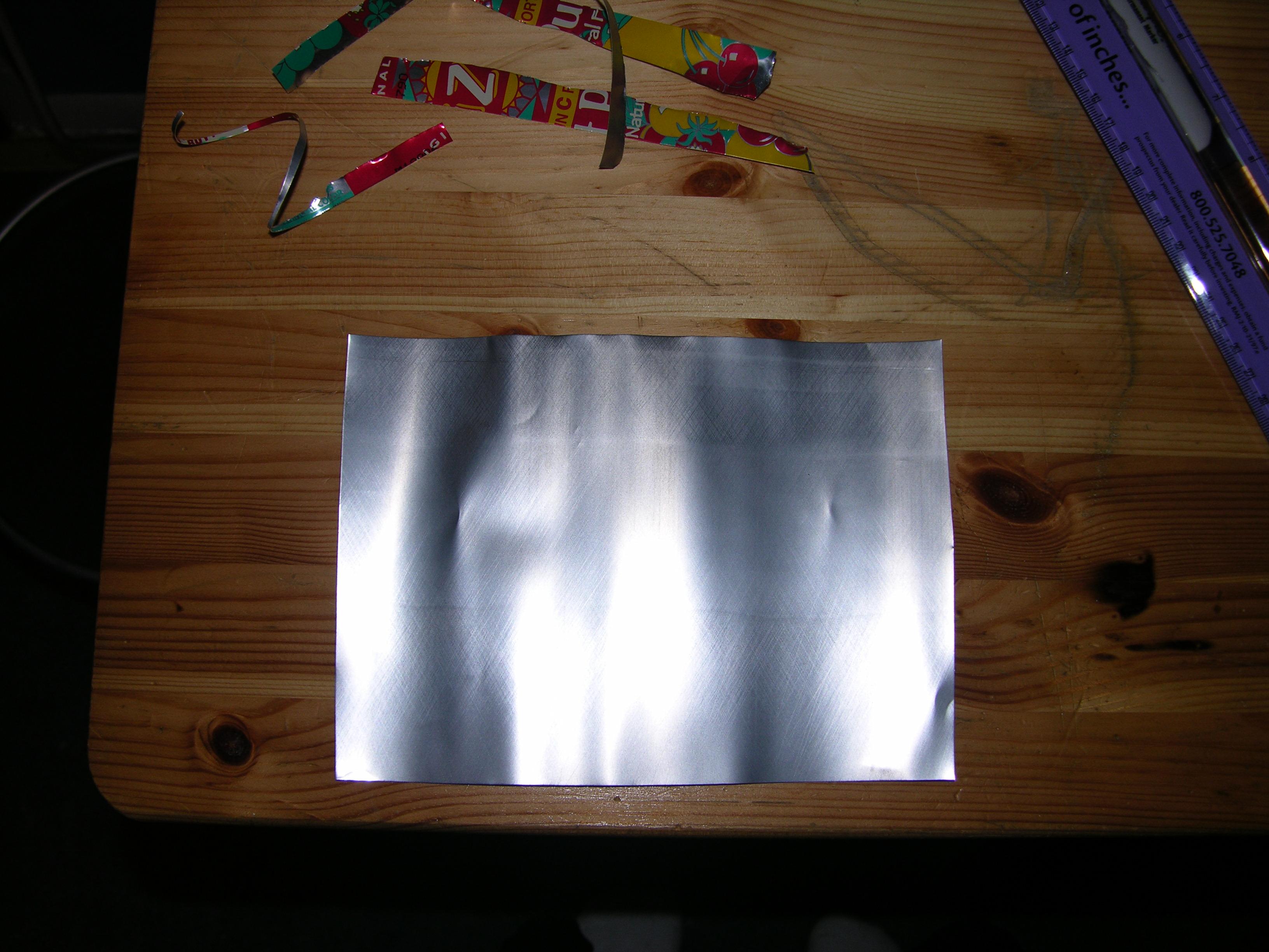Picture of Prepare the Metal