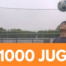 Soccer Juggling Workout Routine