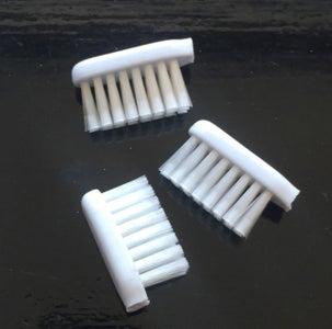 Toothbrush to Nailbrush