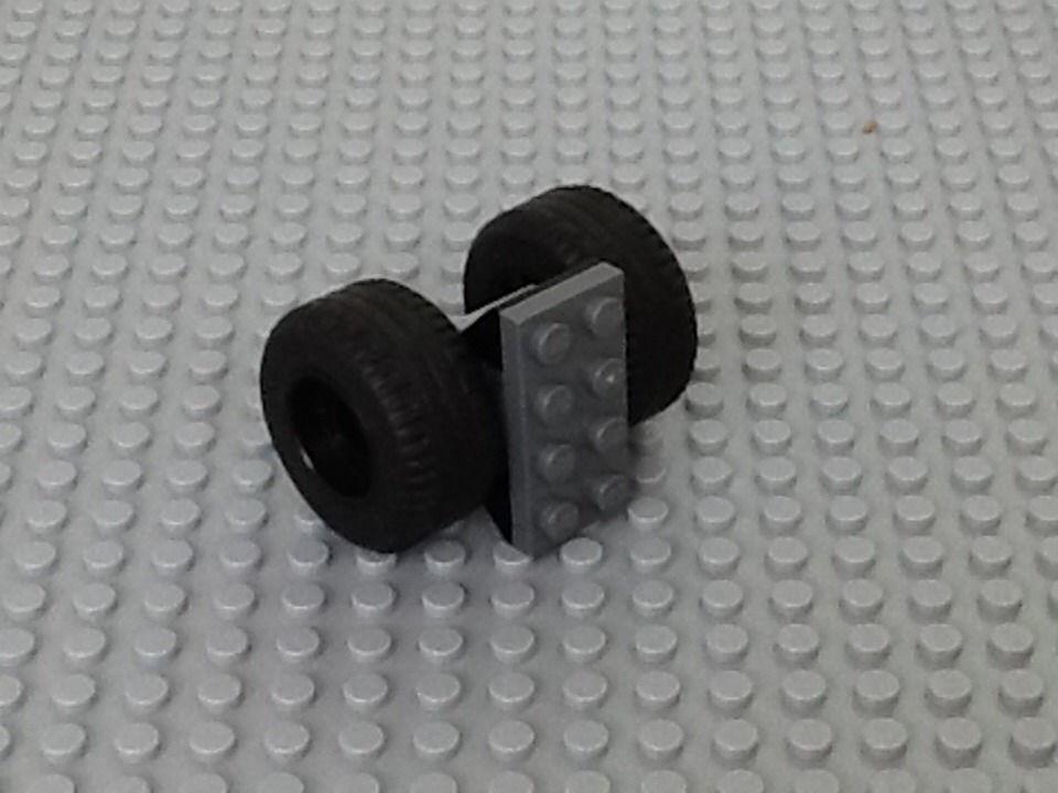 Picture of Back Wheels